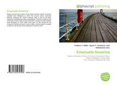 Bookcover of Emanuele Severino
