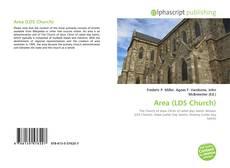 Couverture de Area (LDS Church)