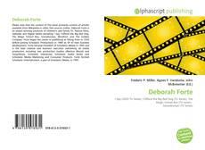 Couverture de Deborah Forte