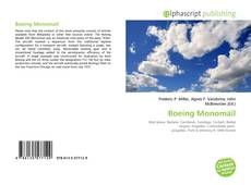 Bookcover of Boeing Monomail