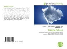 Buchcover von Boeing Pelican