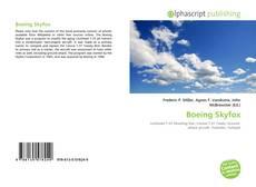 Bookcover of Boeing Skyfox