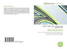 Bookcover of Danville Braves