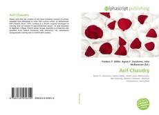 Copertina di Asif Chaudry