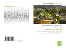 Bookcover of Tourism in Serbia