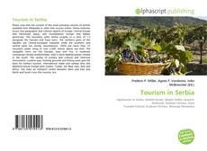 Portada del libro de Tourism in Serbia
