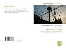 Frederick Clause kitap kapağı