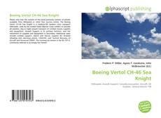 Capa do livro de Boeing Vertol CH-46 Sea Knight