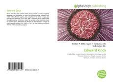 Capa do livro de Edward Cock