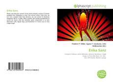 Bookcover of Erika Sanz