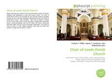 Bookcover of Choir of Leeds Parish Church
