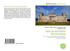 Bookcover of Parti du Socialisme Démocratique