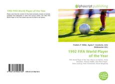Bookcover of 1992 FIFA World Player of the Year