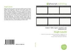 Buchcover von Hugh Laurie