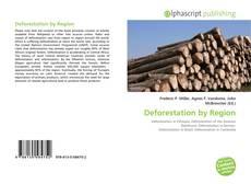 Capa do livro de Deforestation by Region