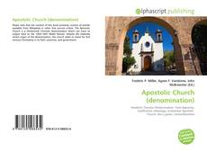Capa do livro de Apostolic Church (denomination)