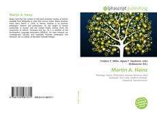 Bookcover of Martin A. Hainz