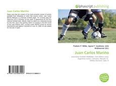Portada del libro de Juan Carlos Mariño