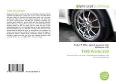 Buchcover von 1983 World 600