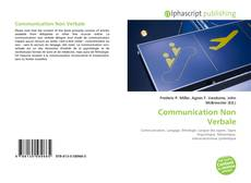 Couverture de Communication Non Verbale