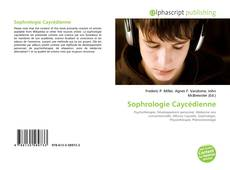 Bookcover of Sophrologie Caycédienne
