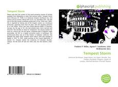 Bookcover of Tempest Storm