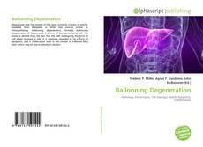 Bookcover of Ballooning Degeneration