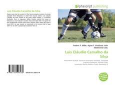 Обложка Luís Cláudio Carvalho da Silva