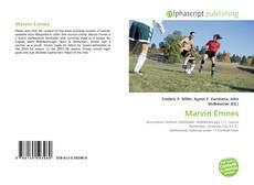 Marvin Emnes kitap kapağı