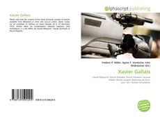 Bookcover of Xavier Gallais
