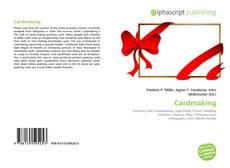 Borítókép a  Cardmaking - hoz