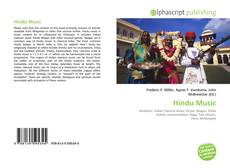 Bookcover of Hindu Music