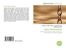 Bookcover of John Edmonstone