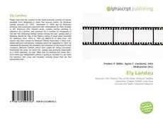 Couverture de Ely Landau