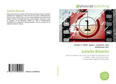 Bookcover of Juliette Binoche