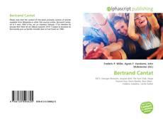 Couverture de Bertrand Cantat