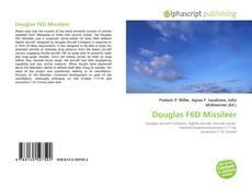 Copertina di Douglas F6D Missileer