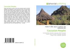 Bookcover of Caucasian Peoples