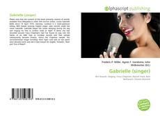 Capa do livro de Gabrielle (singer)