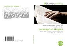 Обложка Sociologie des Religions