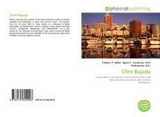 Clint Bajada的封面