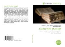 Bookcover of Islamic View of Joseph