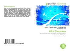 Buchcover von Hilda Stevenson