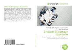 Capa do livro de Efficacité Énergétique (Économie)
