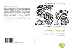 Bookcover of Kinaray-a Language