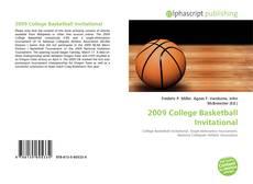 Bookcover of 2009 College Basketball Invitational