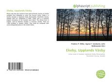 Bookcover of Ekeby, Upplands Väsby