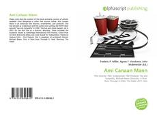 Bookcover of Ami Canaan Mann