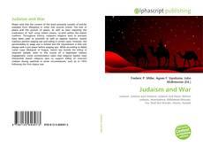 Buchcover von Judaism and War
