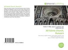 All Saints Church, Runcorn kitap kapağı